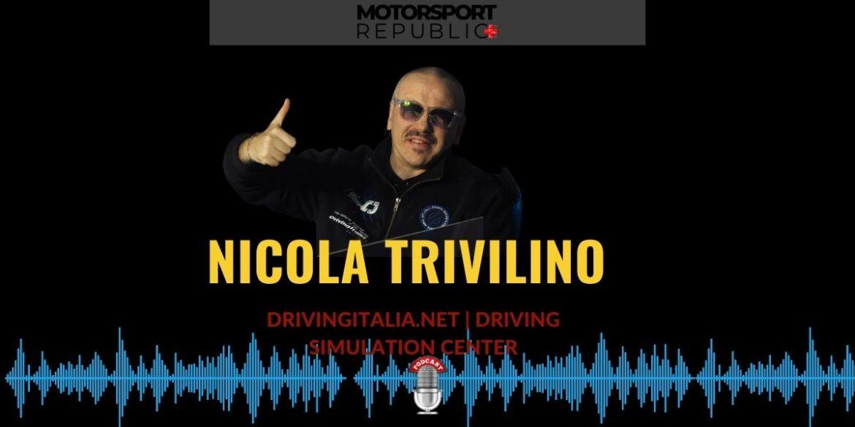 Cover puntata con Nicola Trivilino