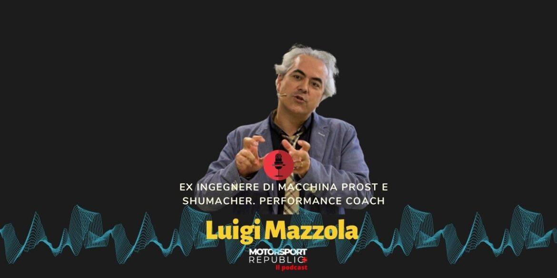Cover podcast Luigi Mazzola