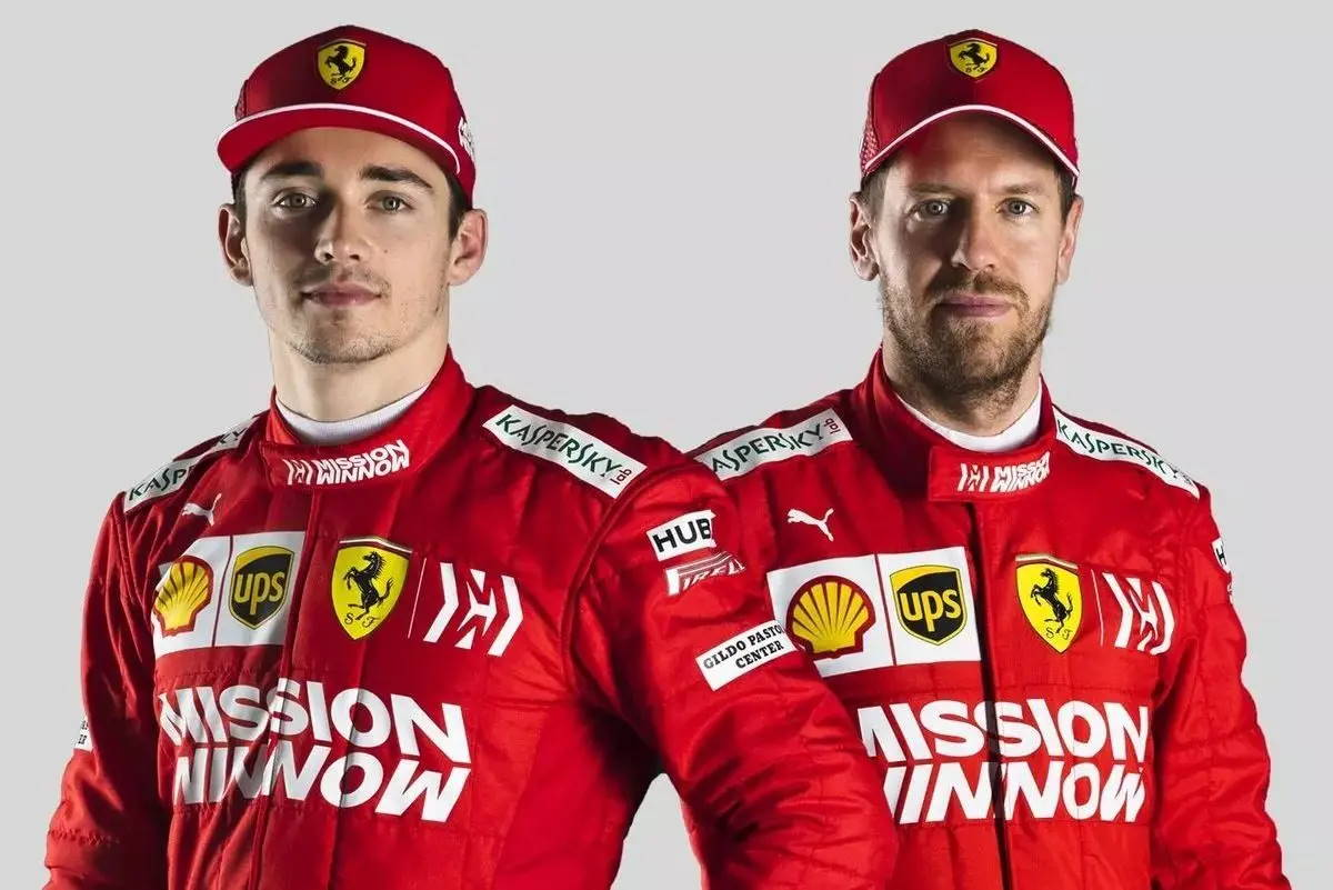Sebastian-Vettel-e-Charles-Leclerc